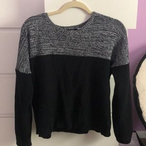 Urban Outfitters Black/Gray Sweater